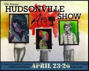 Hs Art 2012 Show Poster Art Fundraiser Art Show Art