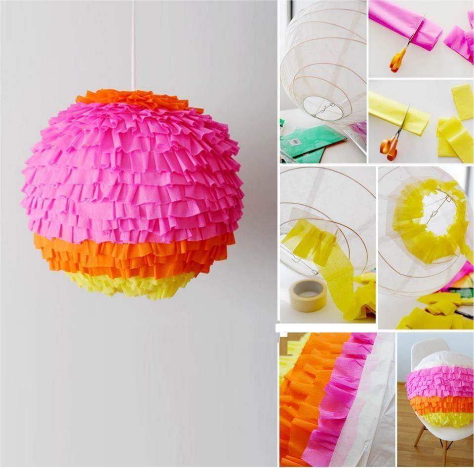 Como decorar una bola china manualidades de hogar for Como hacer decoraciones para el hogar