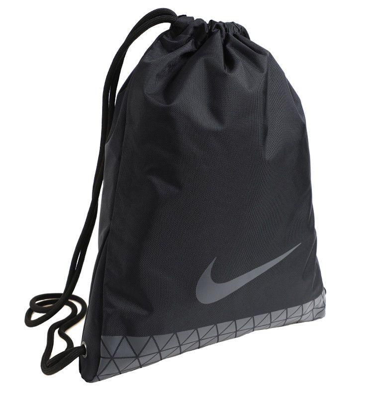 f34620d29de6 Nike Vapor Gym Sack 2.0 Lightweight Bag Soccer Yoga Fitness Black NWT  BA5544-010  Nike  GymSack