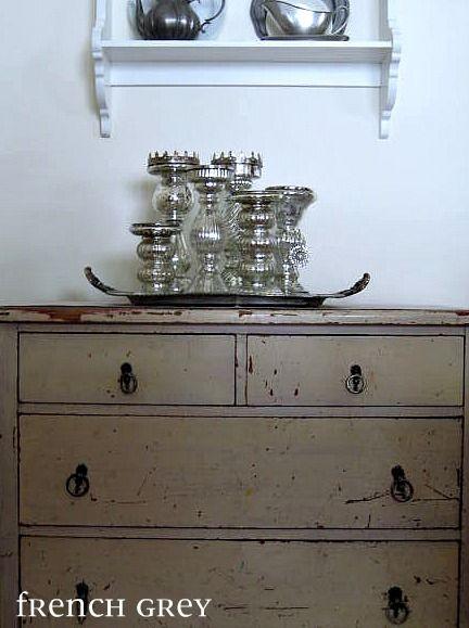Dresser In Dining Room