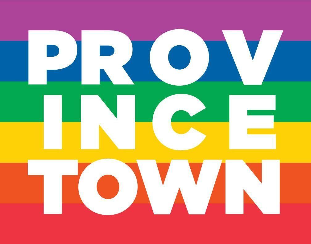 Provincetown Diversity Flag Print