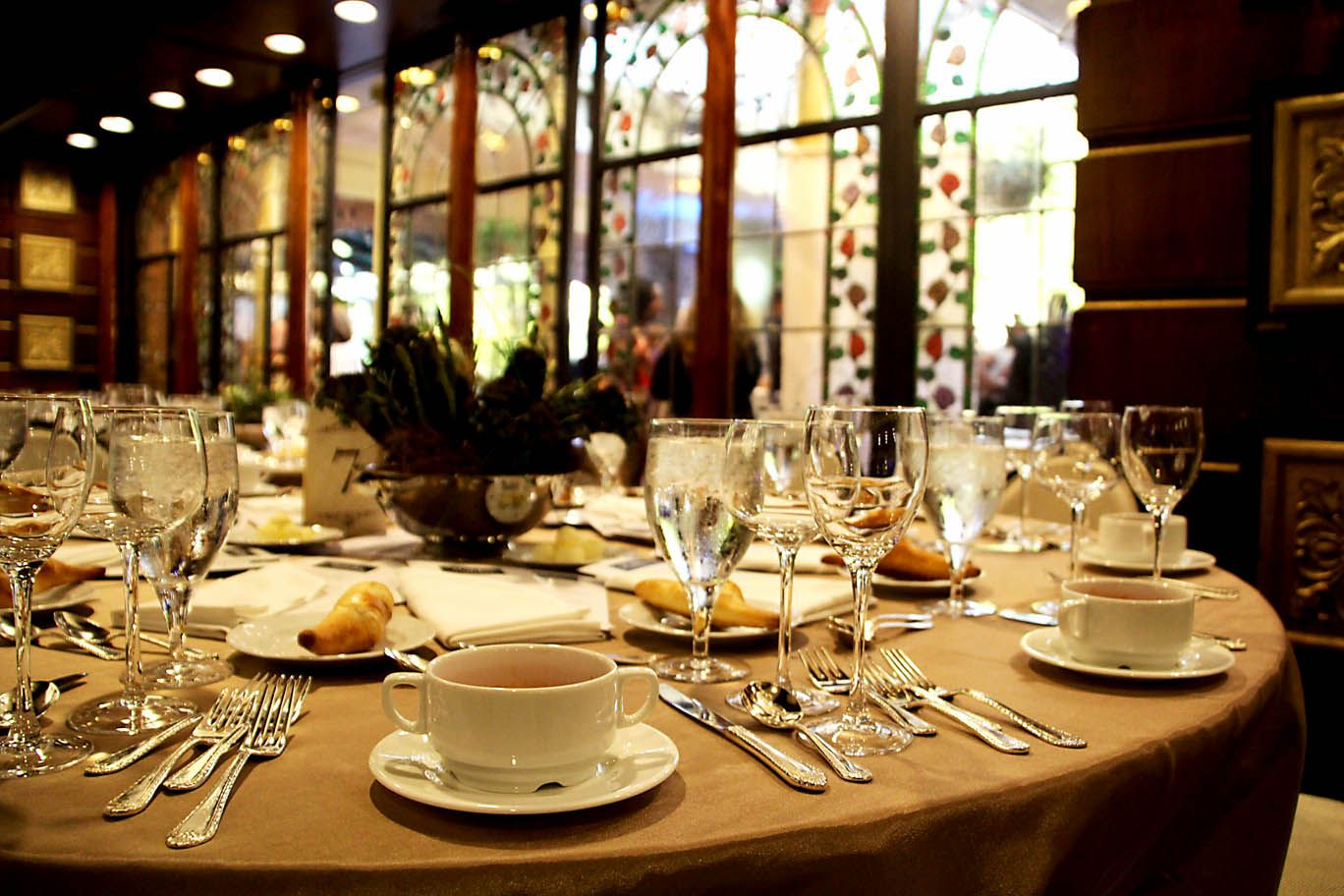 The 2014 Montclair Food & Wine Festival Chefs Gala was