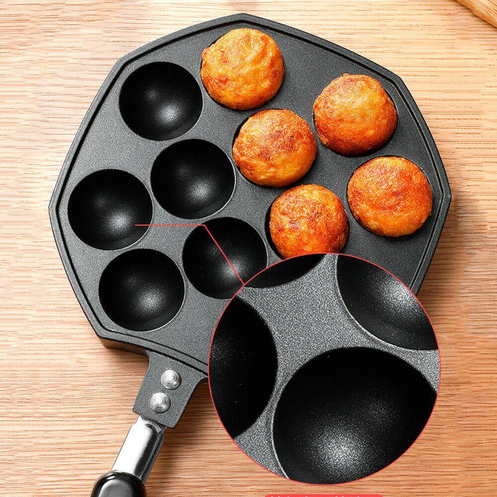 Https Ift Tt 3hvkdex Grill Pans Ideas Of Grill Pans Grillpans Nonstick Bbq Pan Cooking Plate Round Pancake Octopus In 2020 Cooking Pan Grill Pan Octopus Balls