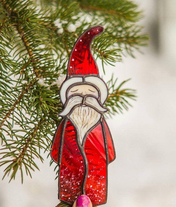 Christmas gift Santa Lovely Santa Claus gnome  Christmas