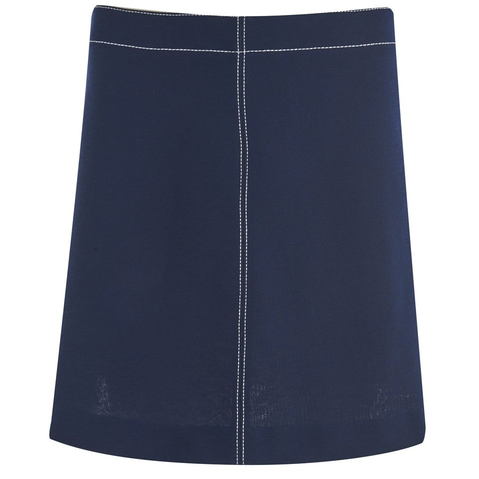 2NDDAY Womens Joe Skirt  Navy Blazer  SUK 10- http://www.siboom.es/m-co-navy-stretchy-top-white_ofertas.html |