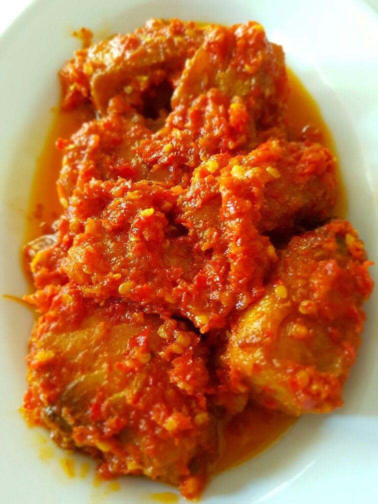 Ikan Tuna Balado Resep Masakan Masakan Resep