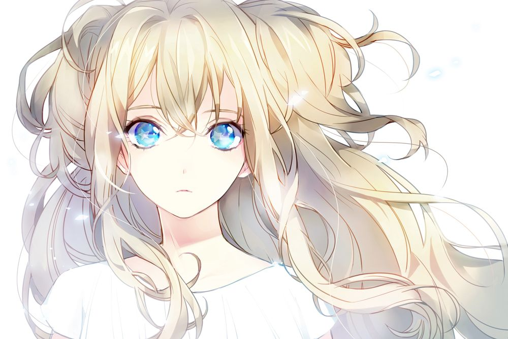 Beautiful Anime Eyes Beautiful Anime Animegirl Animeeyes Girl