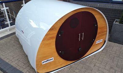 podtime outdoor sleep pods studio task2 sleeping pods nap pod enclosed bed. Black Bedroom Furniture Sets. Home Design Ideas