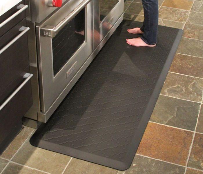 Trellis Motif Anti Fatigue Mat By Wellness Mats Kitchen Mats