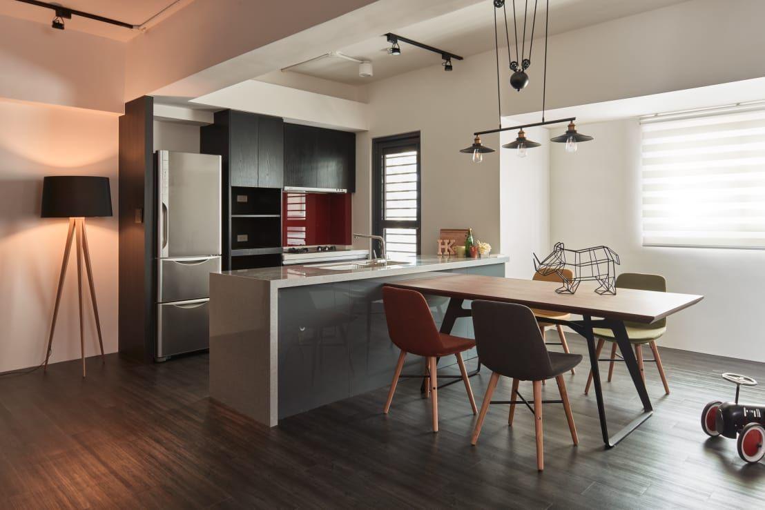 Outra Maneira De Fazer Uma Cozinha Pequena Ser Multifuncional
