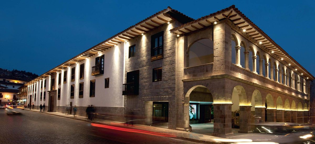 Cuzco Hotel Jw Marriott Cusco Machu Picchu Hotels Peru