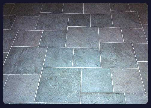 Pattern With 12x12 And 18x18 Tiles Kitchen Floor Tile Patterns Flooring Patterned Floor Tiles