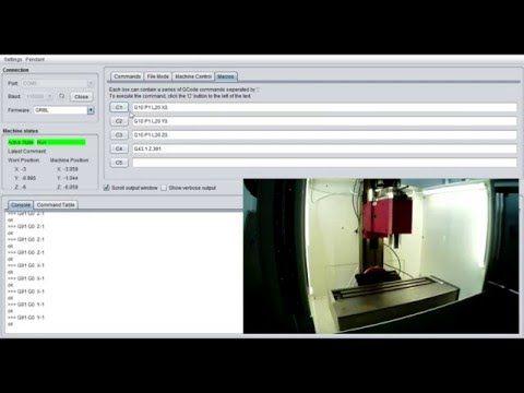 CNC Arduino Shield GRBL Universal Gcode Sender Stepper Motor