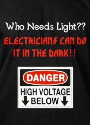 Electrician Quotes Mesmerizing Electrician #quote  Electrician  Pinterest  Electrician Humor . Design Decoration