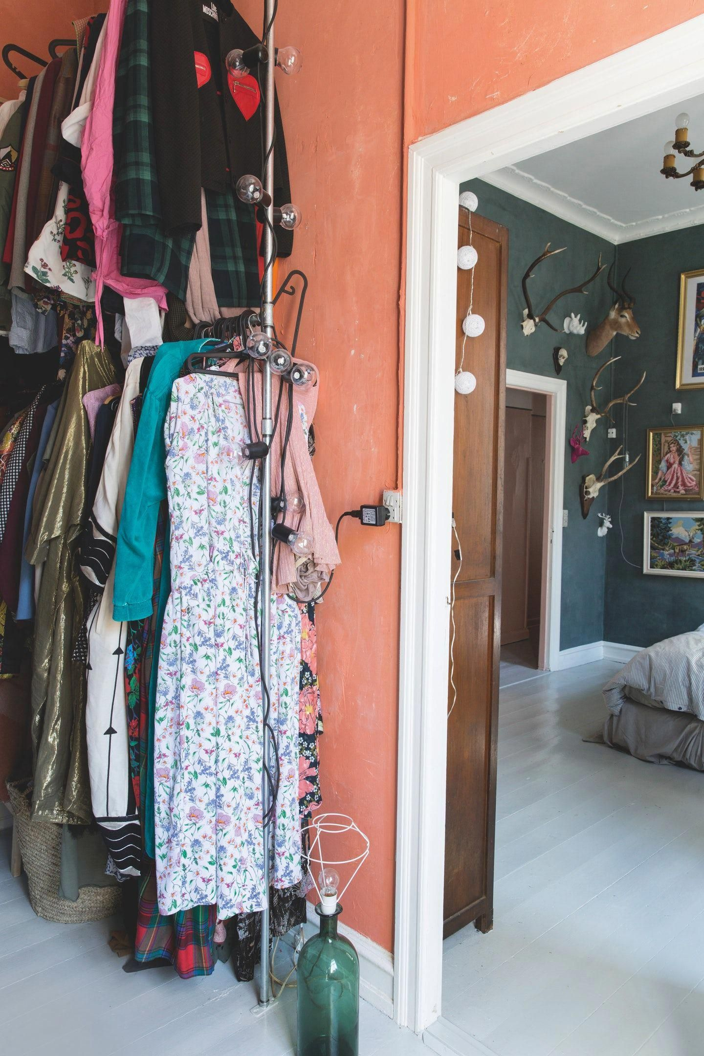 Sofie og Joakim Linde Ingversens hjem #livingroommodern