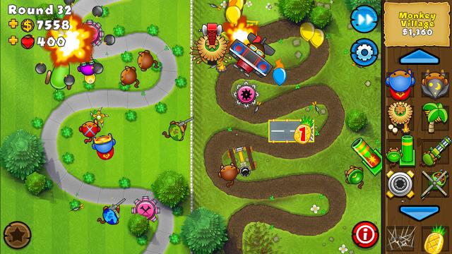 Bloons TD 5 APK 2.3 (v2.3) Games, Battle games, Game app