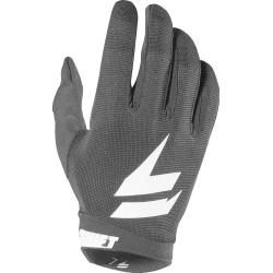 Guantes de motocross Shift Whit3 Air negros 4xl Shift Mx