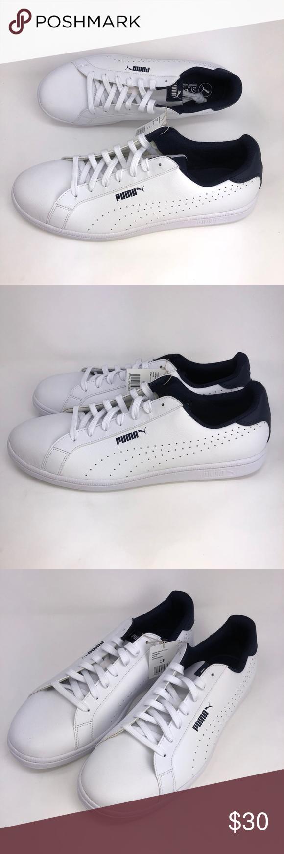 Puma Smash Perf C Mens Sneaker Tennis Shoes White Puma Smash Perf C Mens Sneak Source by tennisfit0784 shoes outfit