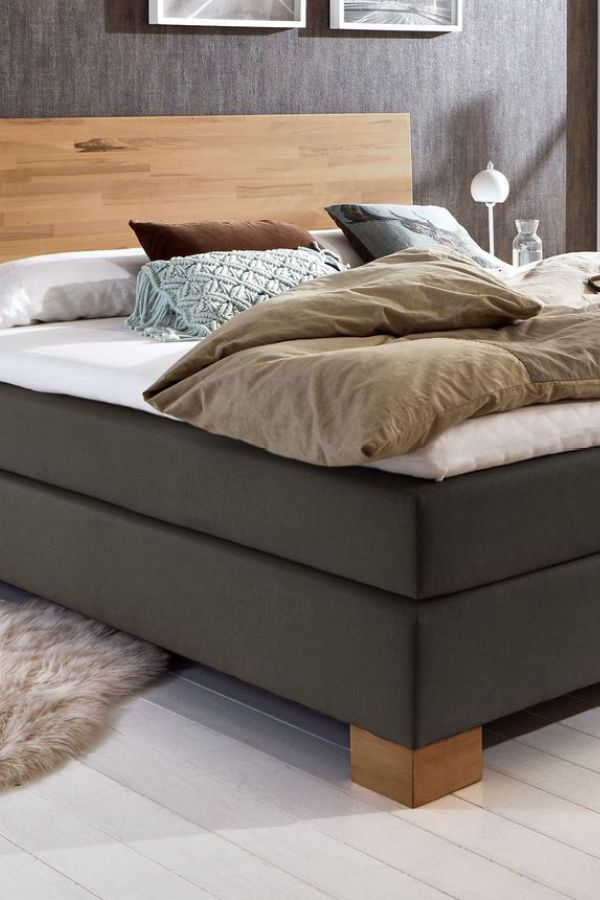 boxspringbett peachland in 2019 luxus life bett boxspringbett und schlafzimmer ideen. Black Bedroom Furniture Sets. Home Design Ideas