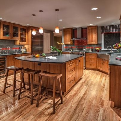 Red Oak Floor Design Ideas Pictures Remodel And Decor