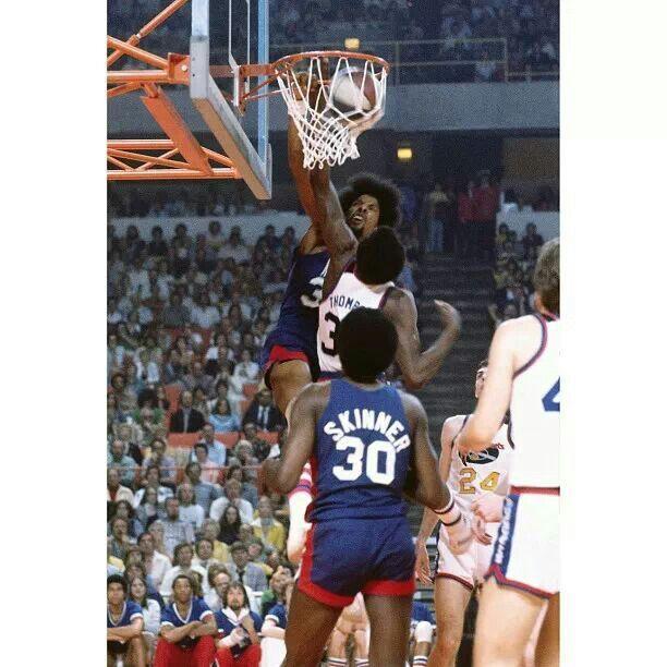 Basketball Camps Clinics Denver Youth Sports: Julius Erving And David Thompson (Denver Nuggets)