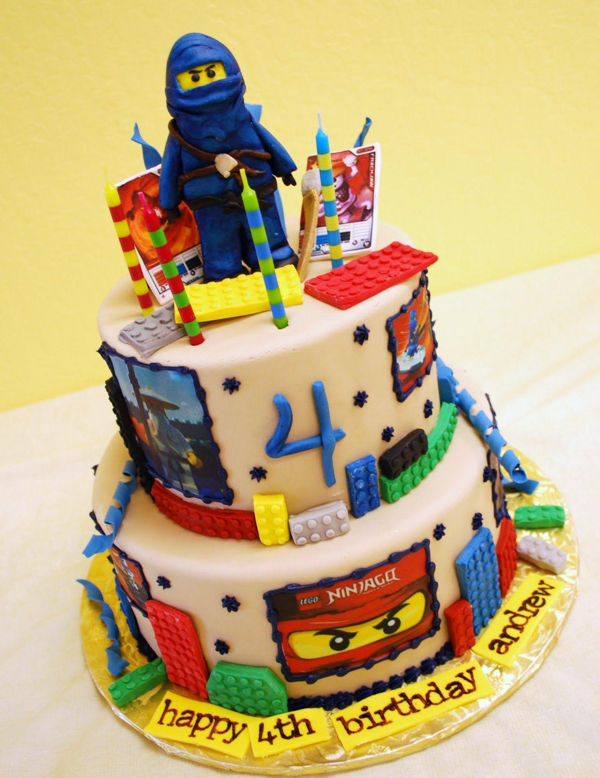 Prime Lego Ninjago Cake Lego Birthday Cake Ninjago Cakes Lego Cake Funny Birthday Cards Online Alyptdamsfinfo