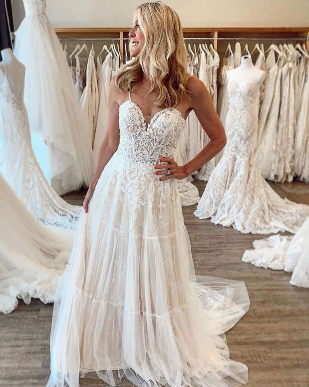 Morilee Bridal 2087 Blossoms Bridal Formal Dress Store