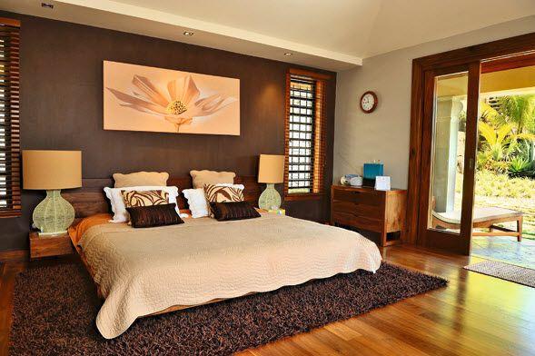 mur chocolat - Bing Images | Deco chambre zen, Deco chambre ...