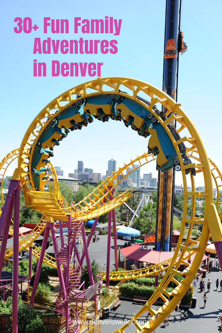 30 Fun Family Activities In Denver Sponsored By Getoutpass Denver Dweller Denver Activities Colorado Family Vacation Best Family Vacation Destinations