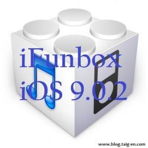 iFunbox iOS 9 0 2 | Taig 9 download | iPhone news | iOS