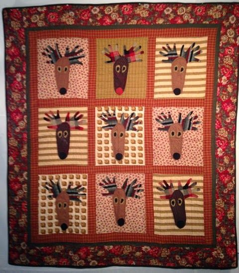 Jan Patek Quilts: Christmas in July book sale