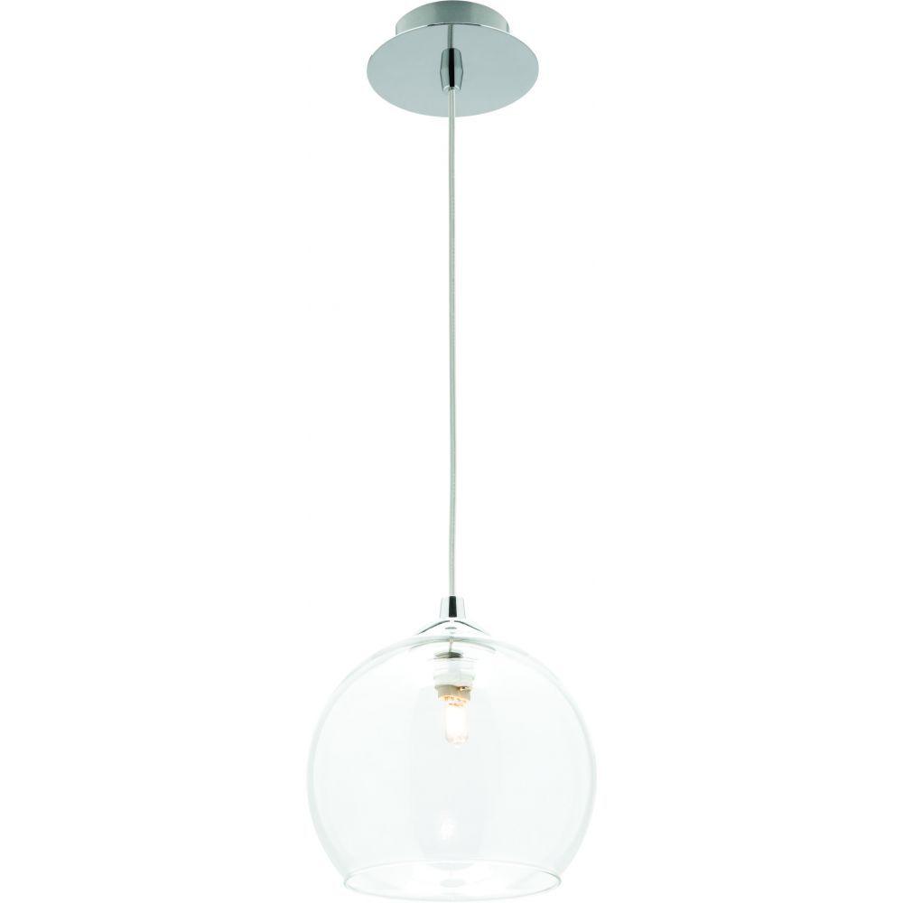 Dynamic 1 Light PendantMP15311 Light glass ball pendant. Osram G9 l&s included - Schots $98  sc 1 st  Pinterest & Dynamic 1 Light PendantMP15311 Light glass ball pendant. Osram G9 ...