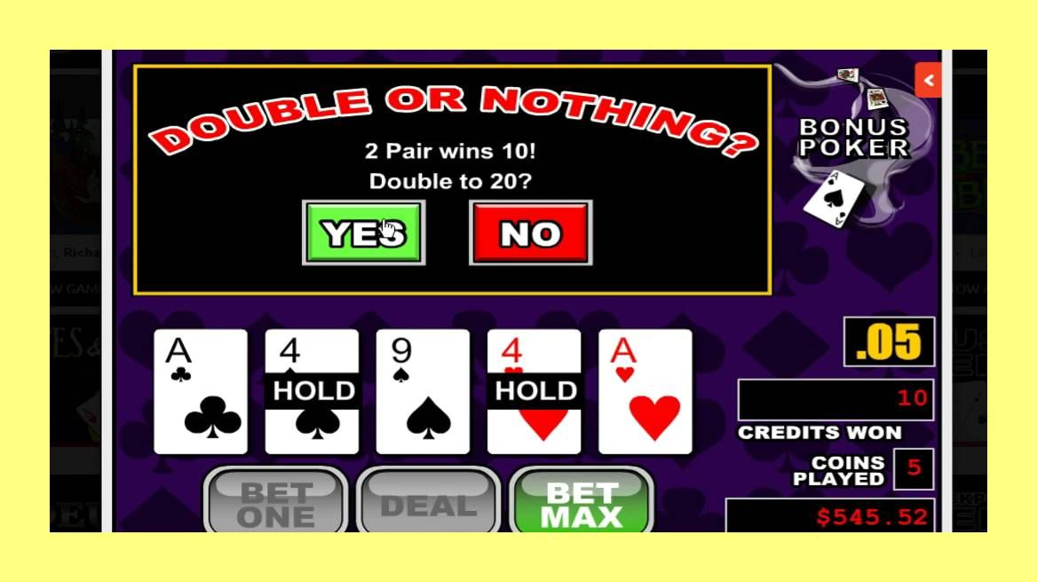 Casino Club Poker Bonus