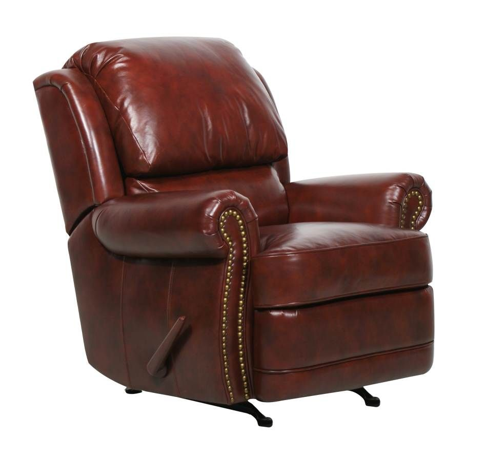 Swell Barcalounger Regency Ii Burgundy Rocker Recliner Recliners Andrewgaddart Wooden Chair Designs For Living Room Andrewgaddartcom