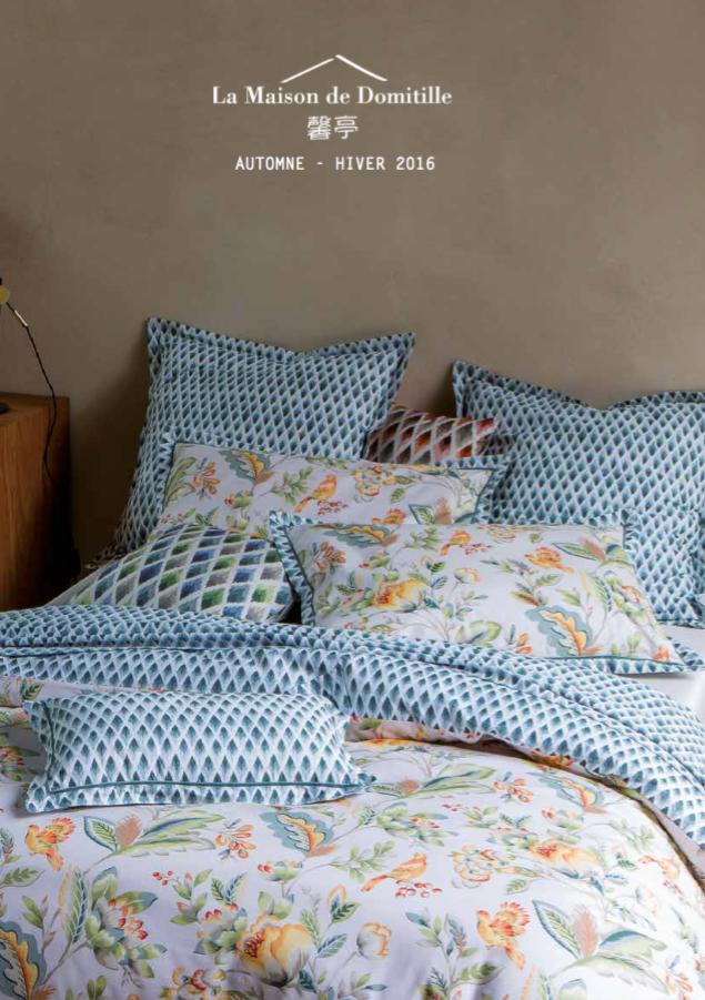 la maison de domitille linge de lit Linge de lit Yves Delorme Les Maisons de Zoë   location de lieux  la maison de domitille linge de lit