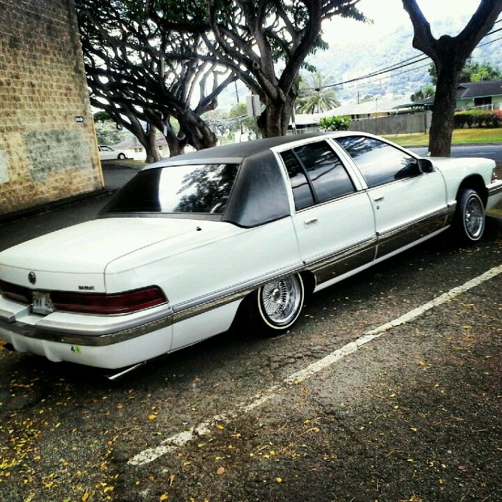 Buick Regal Lowrider For Sale: Buick Roadmaster Lowrider