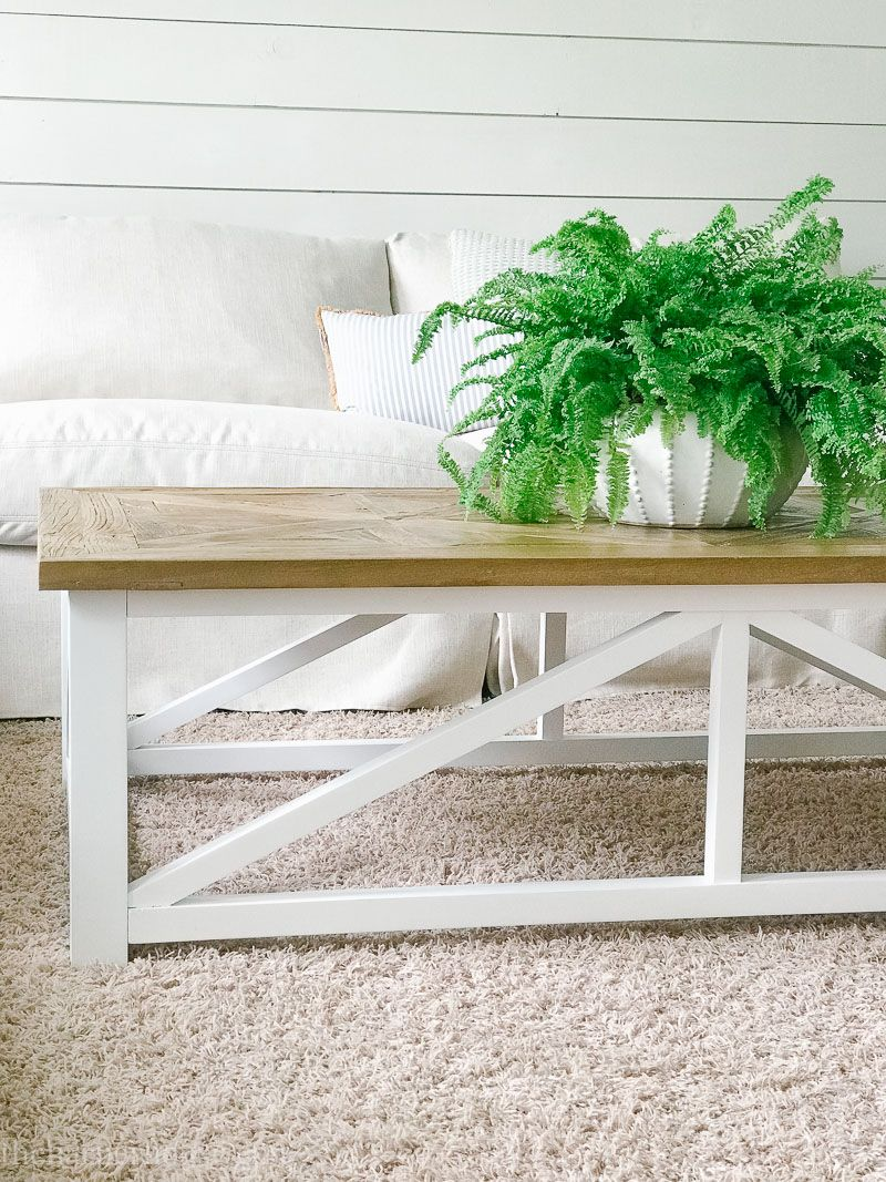 Farmhouse Coffee Table From Amazon Furniture Home Decor Farmhouse Style