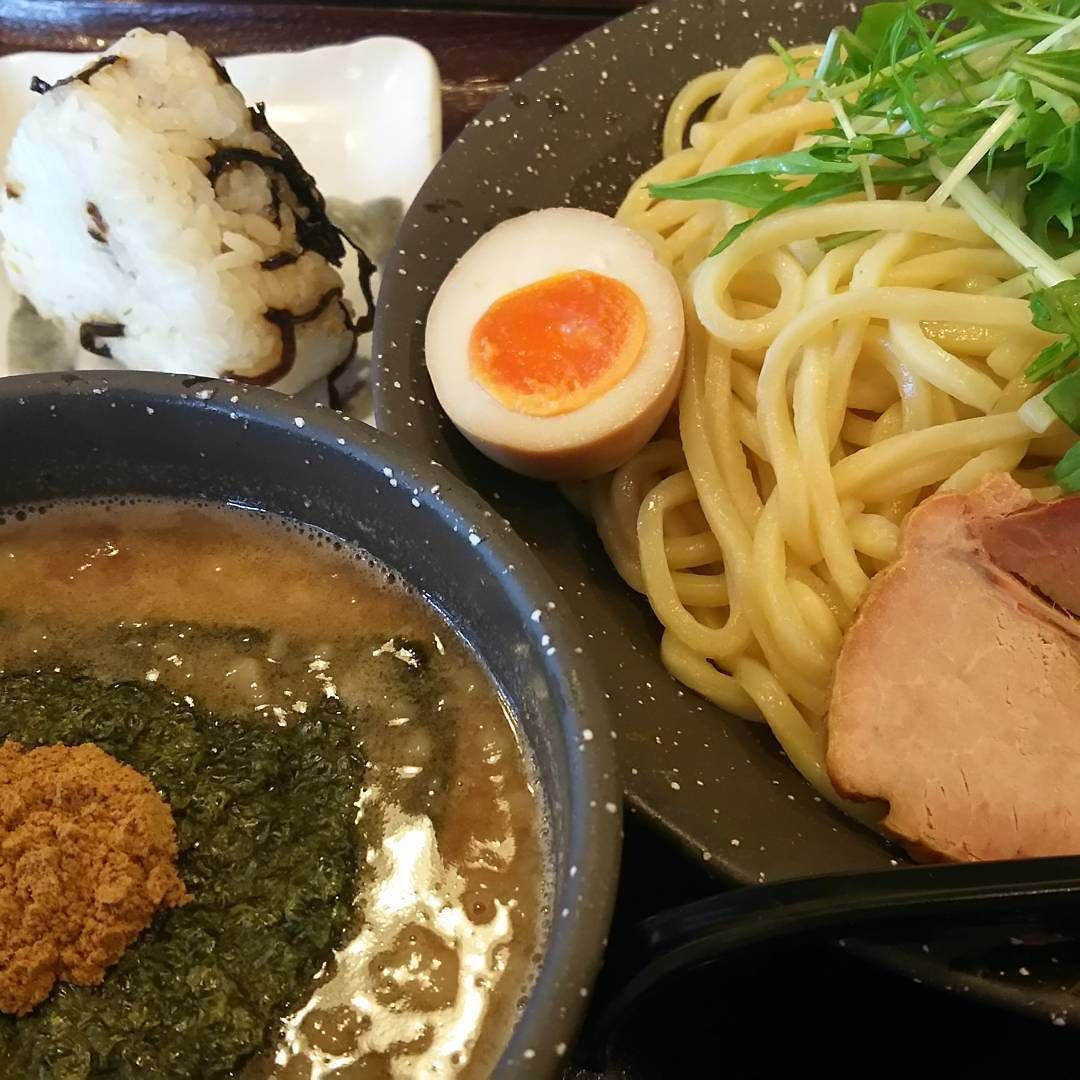 Pin On Tsukemen