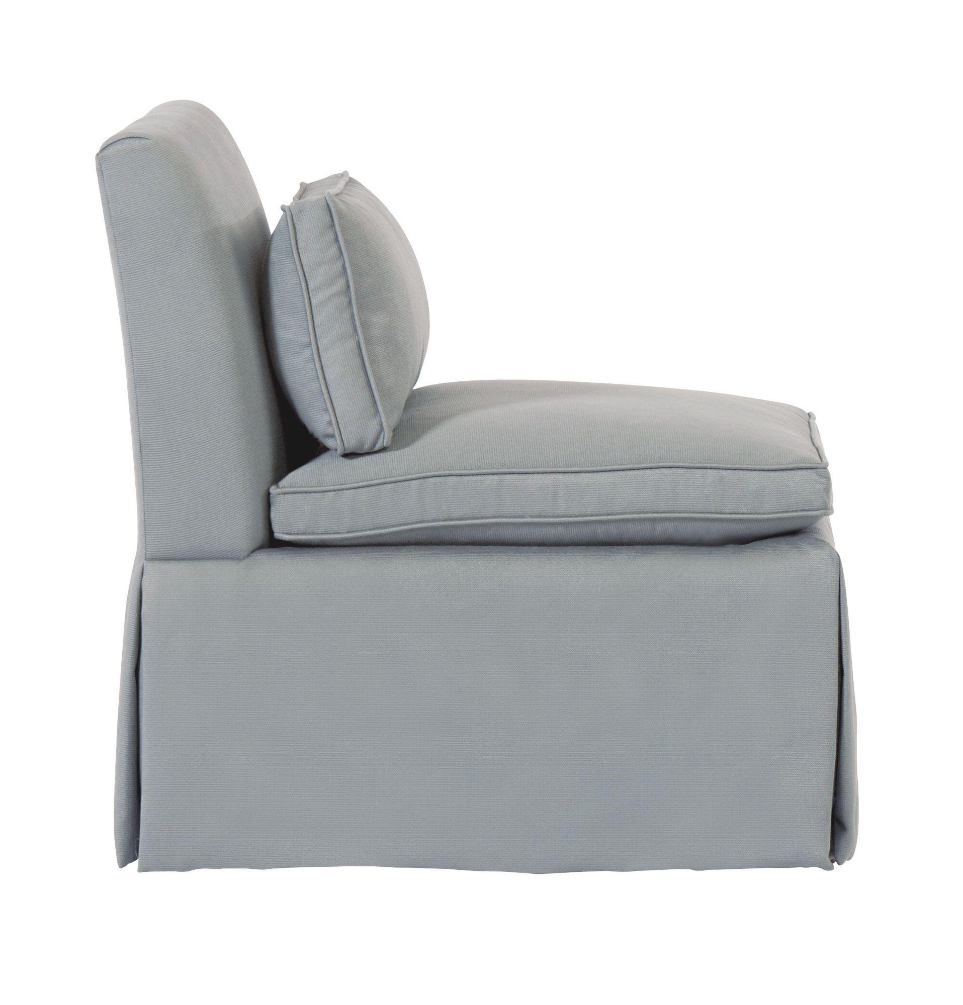 Bernhardt | Portia Armless Chair (N1030) | Furniture ...
