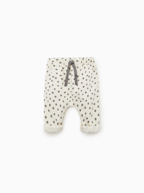 50ae2162 Polka dot trousers | Baby Style | Polka dot pants, Trousers, Baby ...