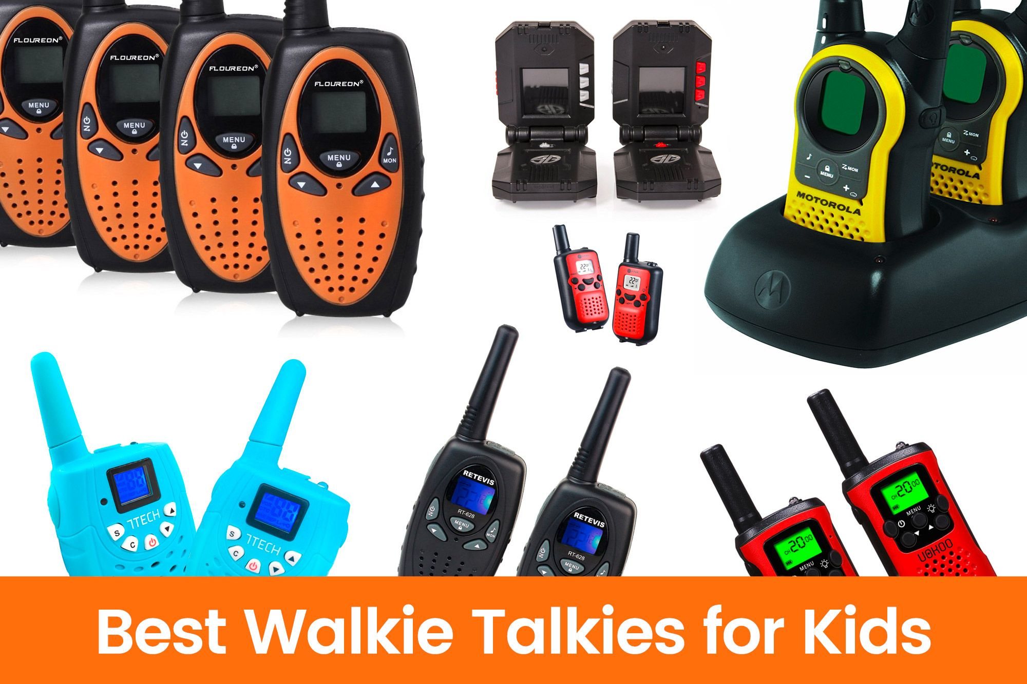 10 Best Walkie Talkies for Kids Tech Gear for Kids