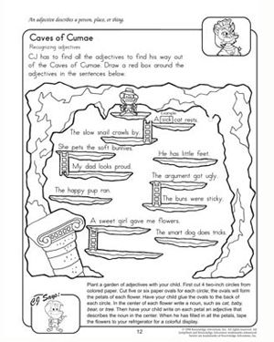 2nd Grade Worksheet - Yourhelpfulelf