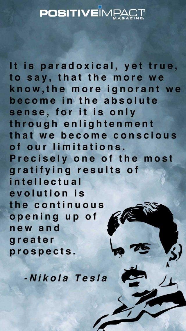 Best 25 Nikola Tesla Quotes Ideas On Pinterest Nikola