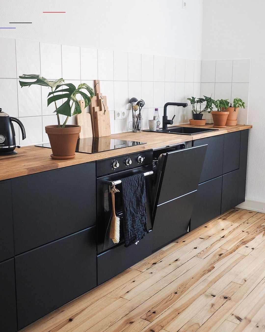 ikeakeuken in 2020  kitchens without upper cabinets