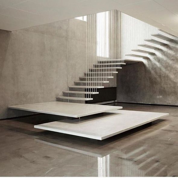 22 Modern Innovative Staircase Ideas: Idea By Jacob Long On Design+ In 2020