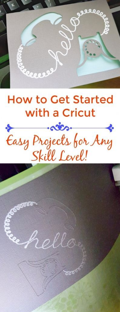 Getting Started With A Cricut Explore Air First Project Ideas - How to make vinyl decals with cricut explore air