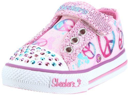 73671200774d Skechers Twinkle Toes S Lights Jazzy Girl Sneaker « Shoe Adds for your  Closet