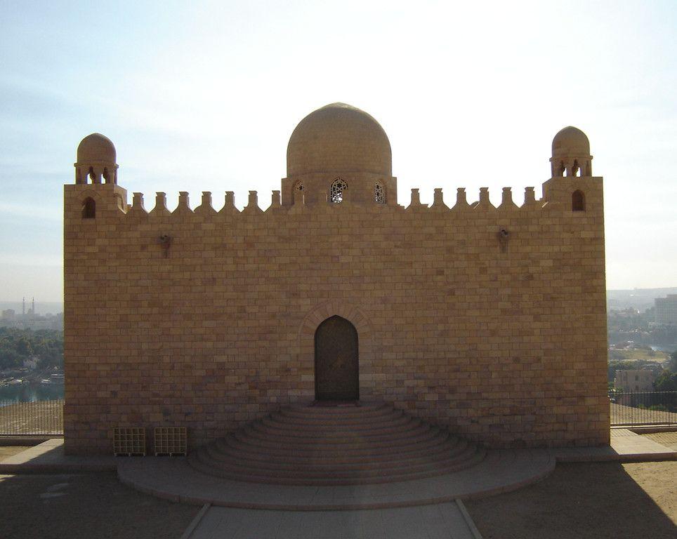 Mausoleum Of Mowlana Sultan Mohamed Shah 48th Ismaili Imam Aswan Egypt Aswan Mausoleum Aga Khan Iii
