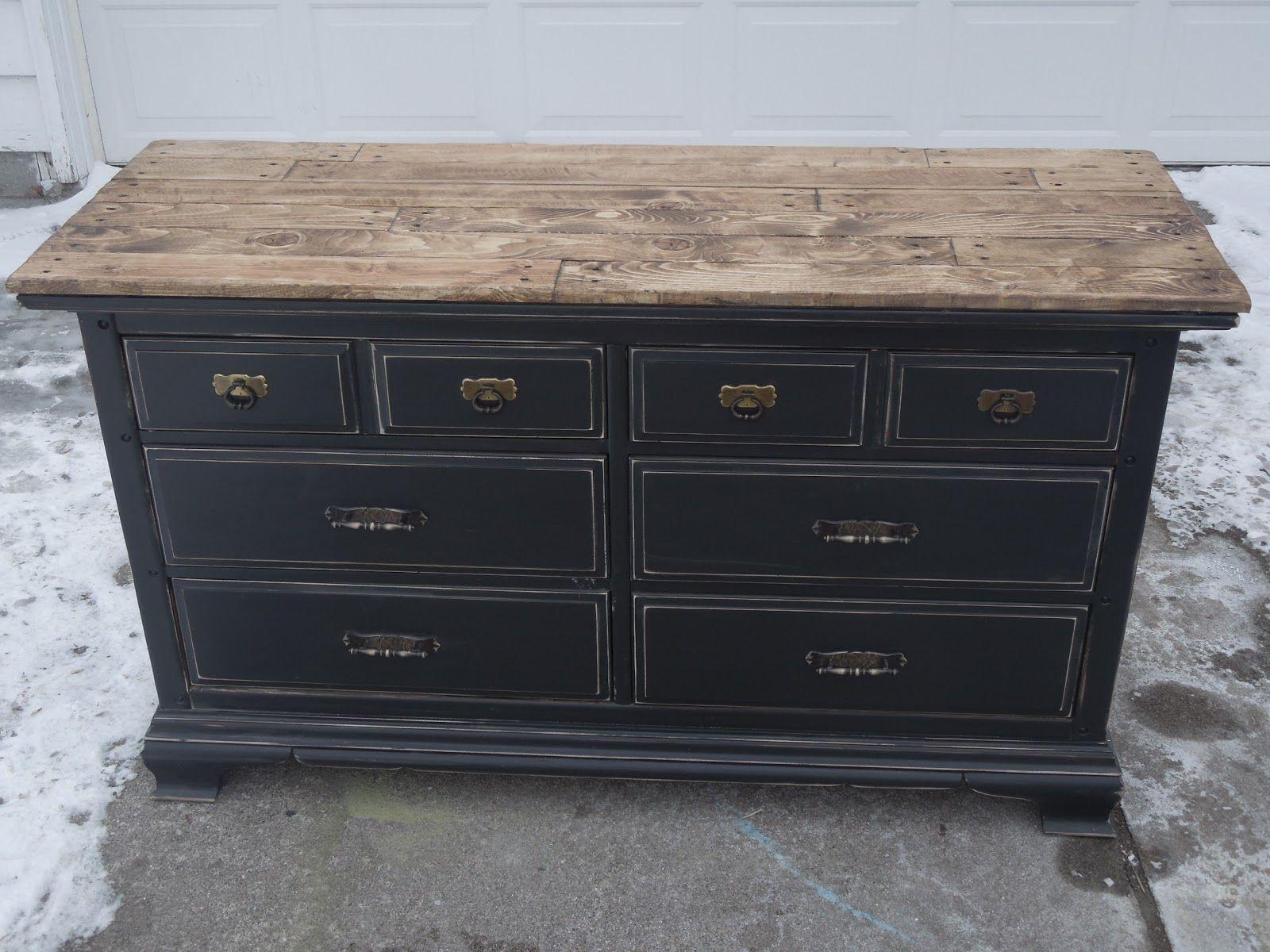 Tattered Lantern Black Dresser 29900 Sold Will Deliver Within