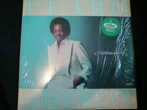 Peabo Bryson Crosswinds Peabo Bryson Retro Music My Love